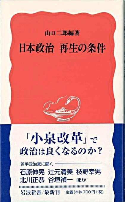 日本政治再生の条件 <岩波新書>