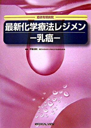 最新化学療法レジメン : 乳癌 : 癌研有明病院
